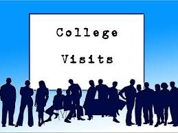 COLLEGE AND MILITARY VISITS